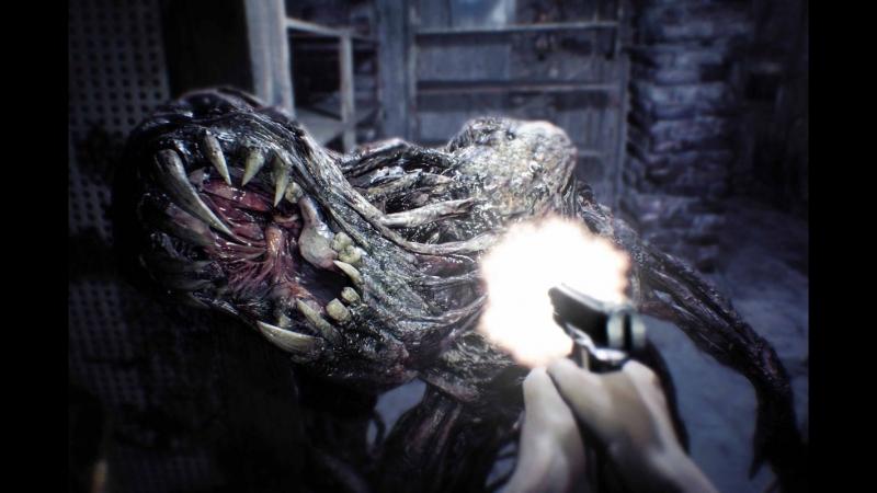 Resident Evil 7 Biohazard Обитель зла
