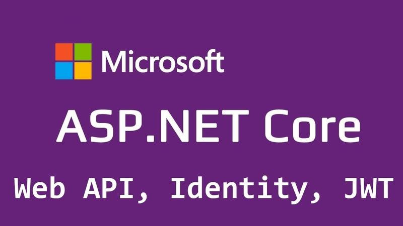 Разработка SPA приложения - создание серверного приложения (ASP.NET Core Web API) часть 0.1