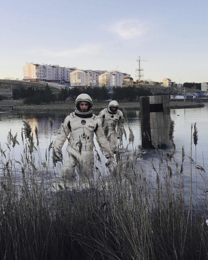 Известные персонажи фильмов в России, от2d_here