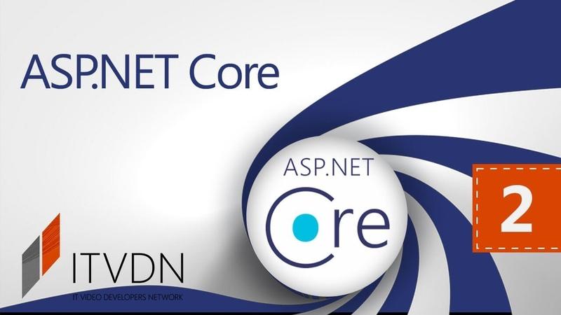 ASP.NET Core Essential. Урок 2. Структура базового проекта. Что такое Middleware