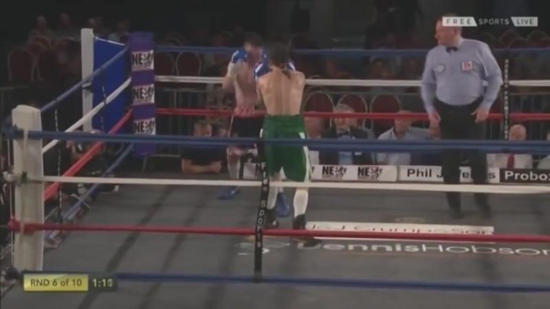 Томас Патрик Уорд vs Альваро Родригес Thomas Patrick Ward vs Alvaro Rodriguez 27 07 2018