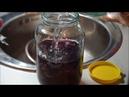 Наливка из чёрной смородины Идеальная ягода