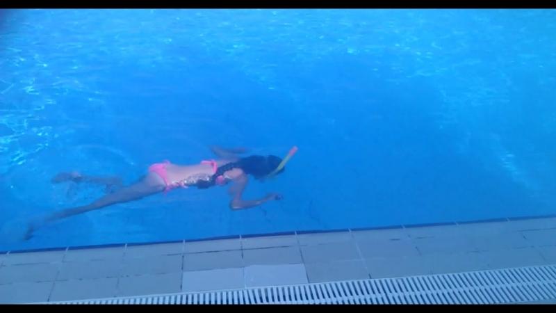 плавание подводное