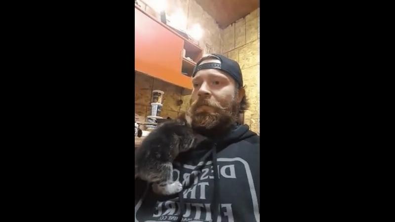 очень люблю бородатых мужиков