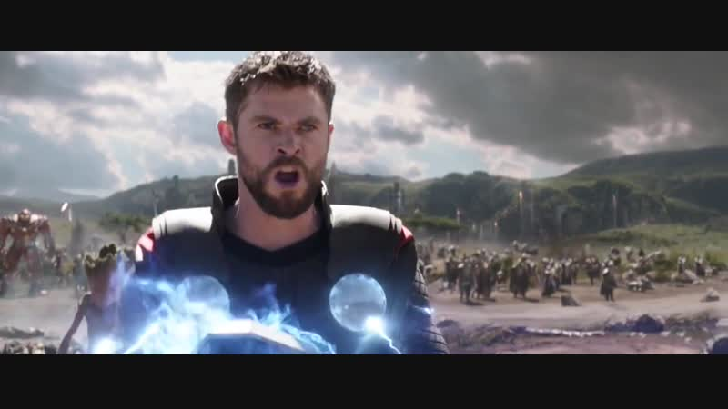Thor Entry In Wakanda Bring me Thanos - Avengers_ Infinity War [HD]