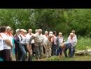 Ветераны у Памятника жертвам белогвардейского террора г Чусовой