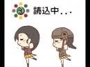 Fukuda and nishi kinuyo girls und panzer drawn by ido teketeke sample a9858c27efdc917b69c25dfdaca0b772