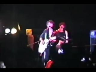 Концерт в Уфе 1990 Виктор Цой рок-группа Кино