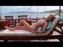 Маша Гамаюн на острове Флорес Орел и Решка По морям 2018 1080p