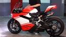 Superbike BMW HP4 RACE Ducati 1299 Superleggera