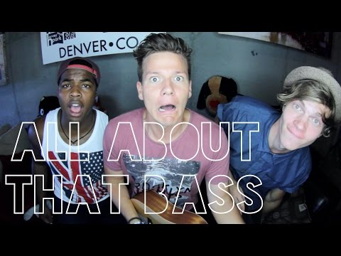 All About That Bass (Guy Version) - Tyler Ward Two Worlds (Acoustic Cover) - Music Video