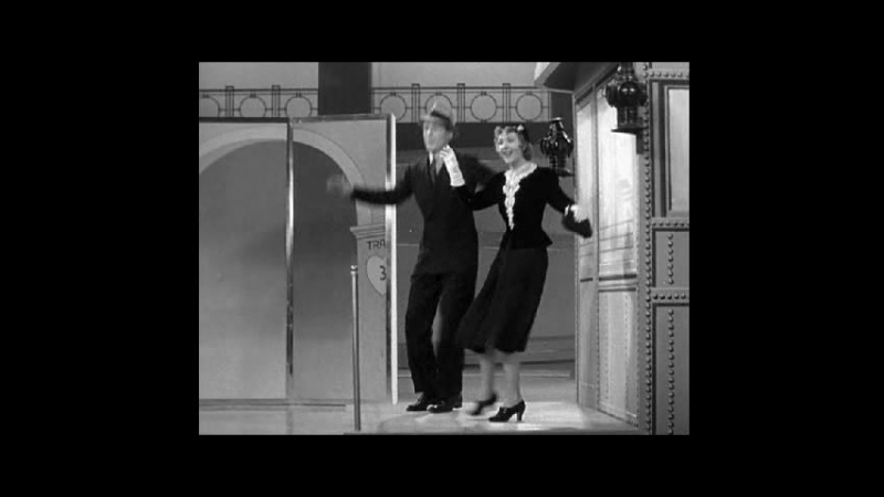 Paul Draper and Ruby Keeler Tap Dance Up A Storm