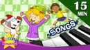 Can Let's | Can you swimMore Kids Songs | English songs for Kids | Collection of Animated Rhymes