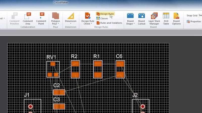 CircuitMaker Tutorial: PCB Layout
