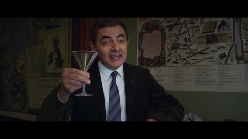 Агент Джонни Инглиш 3.0 в кинокомплексе Югра-CINEMA