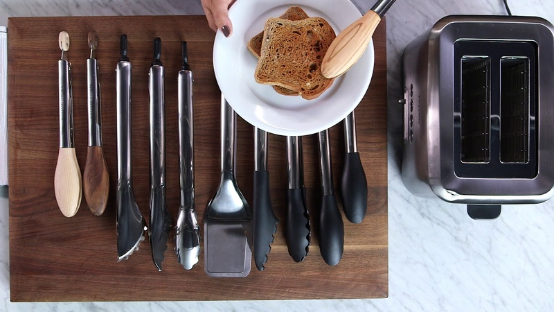 Five Surprising Ways to Use Kitchen Tongs