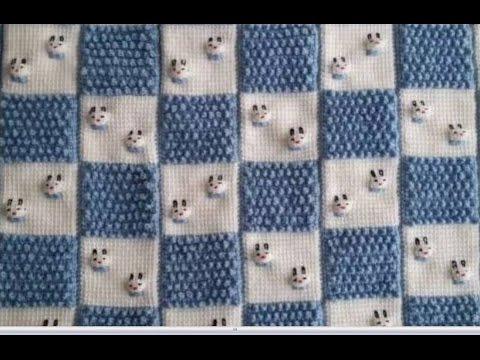Tunus İşi Tavşan Modeli İşleme Anlatımlı , Canım Anne