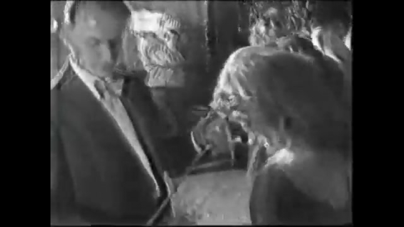 Павел Лебидь - Тёмная вуаль. Новый год 1993 год.