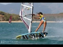 AMADO VRIESWIJK SARAH QUITA OFFRINGA and ANTOINE ALBEAU in PWA Fuerteventura Grand Slam
