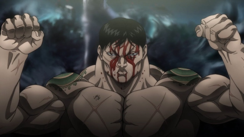 Hanayama Vs Speck | Baki (2018)