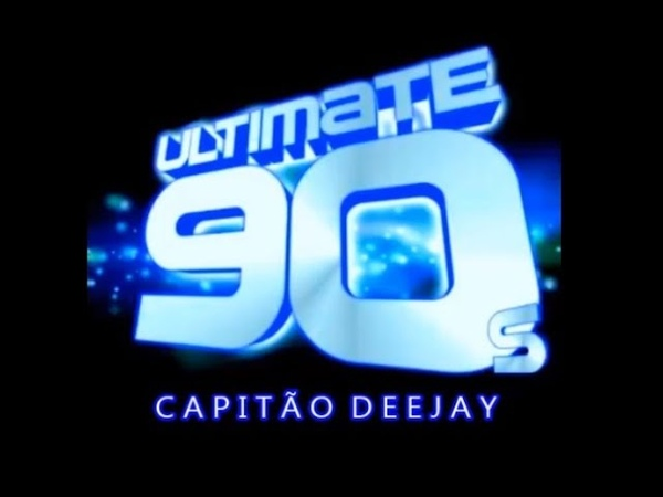 DANCE 90,91,92,93,94,95,96,97,98,99 MEGAMIX EURODANCE SUPER SET - CAPTAIN DEEJAY