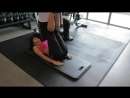 Workout With Rosa Acosta Abs Part 1