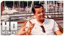 Белфорт предлагает взятку агенту ФБР - Волк с Уолл-стрит 2013 - Момент из фильма