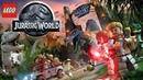 LEGO Jurassic World - ИГРАЕМ ДИНОЗАВРАМИ