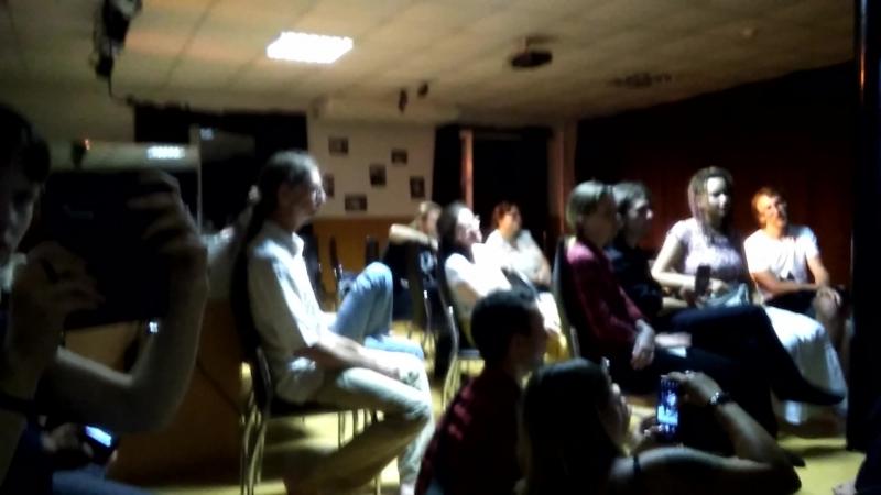 Умка. Прощальный кусочек Как хочется всего. г. Владивосток, театр-студия Балаганчик - 27.08.2018 г.