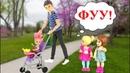 НОВЫЙ РЕЖИМ Мультик Барби Куклы Для девочек Ай куклативи Школа Игрушки для детей