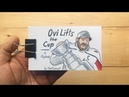 Ovi Lifts the Cup (a flipbook)