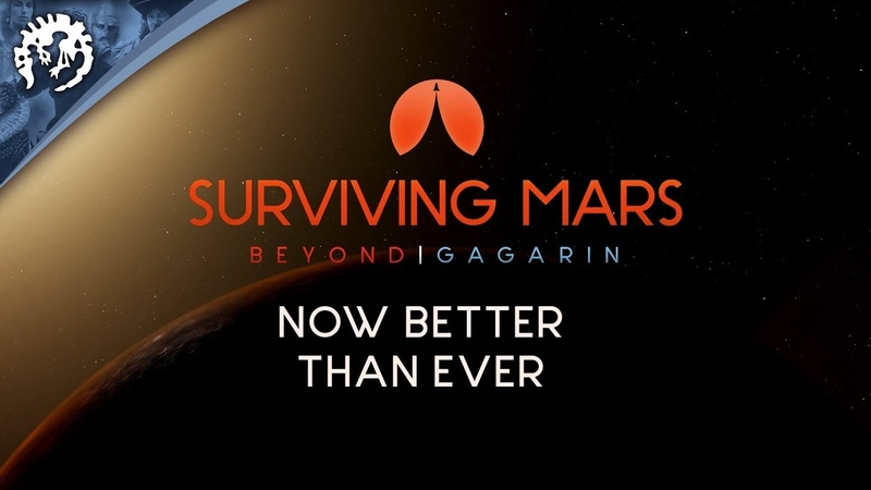 Surviving Mars - Now better than ever