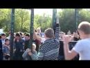 Фестиваль уличных субкультур Турнир по подтягиваниям