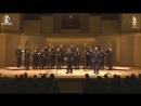 Чёрный ворон Black raven - Sretensky Monastery Choir 2017