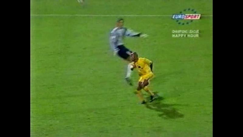 109 CL 2004 2005 Maccabi Tel Aviv AFC Ajax 2 1 03 11 2004 HL
