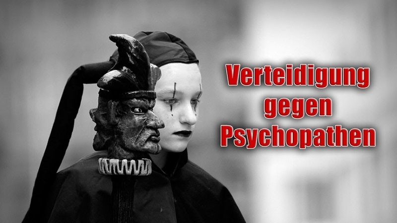 Verteidigung gegen Psychopathen Original Video vollständig deutsch synchronisiert (mrr)