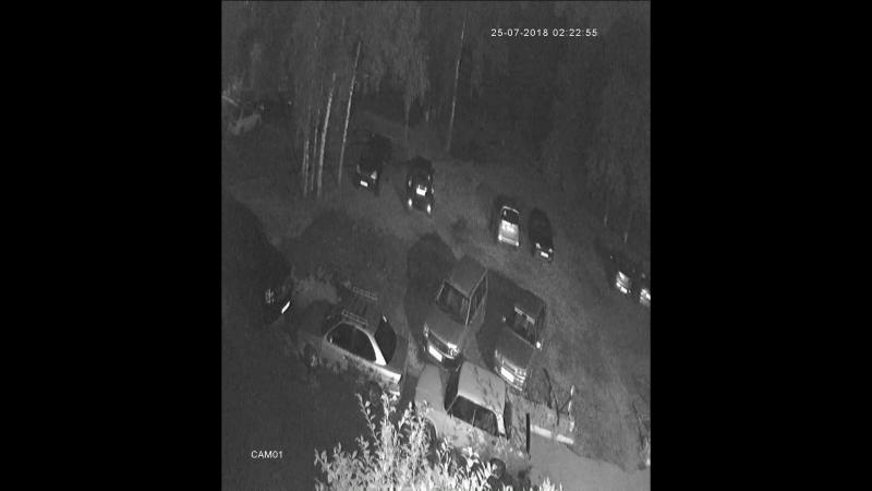 угон тайоты короллы с транспортной в ночь с 24/25.07.18