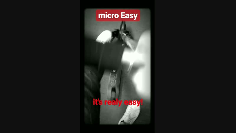 Micro Easy it's realy east