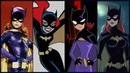Barbara Gordon Batgirl Oracle Evolution in Cartoons TV 2018
