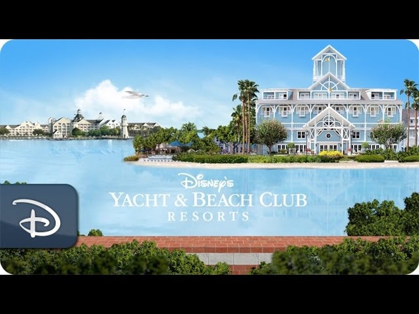 Disney's Yacht Beach Club Resorts | Walt Disney World
