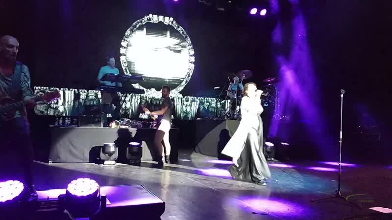 Концерт Within Temptation 13.10.2018 Новосибирск
