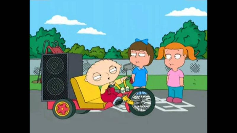 Family Guy Stewie's lowrider