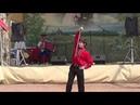 Танец с шашками фестиваль Царские дни