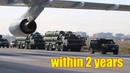 Russia to deliver first S-400 missile systems to India within 2 years