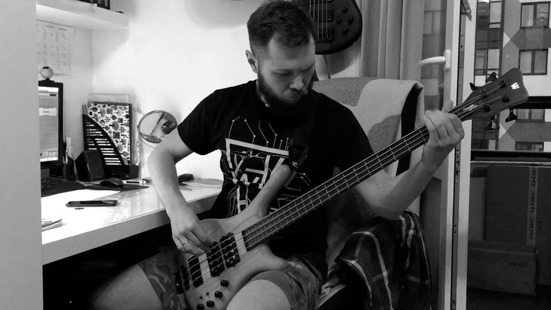 Flamorn - запись баса на альбом INTERSECTION/INTERSECTION bass recording