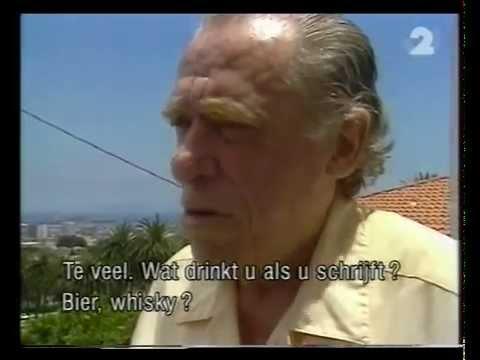 Charles Bukowski BEST TV Interview Ever part 1 3 смотреть онлайн без регистрации