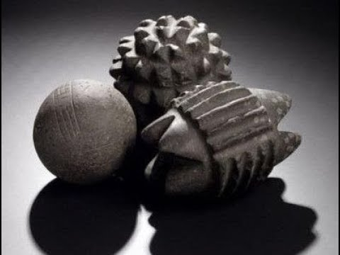 Mysterious carved stone balls 5000 years ago