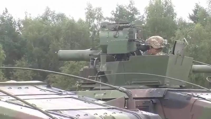 Україна і США почнуть на заводах України спільне виробництво бойових модулів за стандартами НАТО