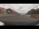 Аварии на гонках грузовиков
