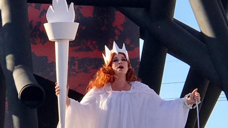 Фестиваль «Опера - Всем»2018: опера МАКБЕТ.